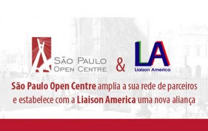 São Paulo Open Centre amplia a sua rede de parceiros e estabelece com a Liaison America uma nova aliança.